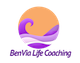 BenVia Life Coaching Sticky Logo